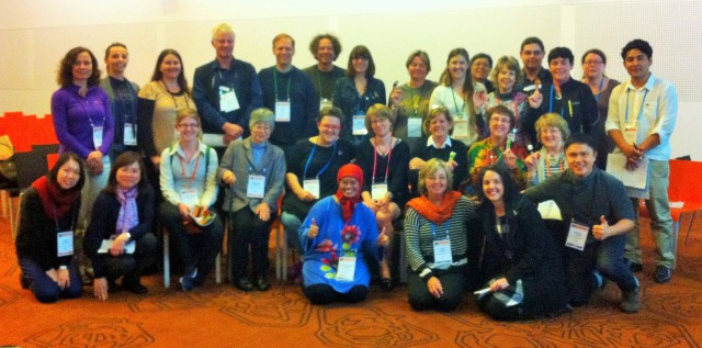 2014 Melbourne SIG on Groupwork Photo