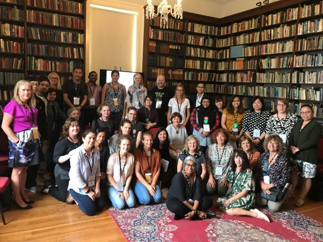 June 2018 Dublin SWSD Conference Groupwork Special Interest Group (Morning) (1)